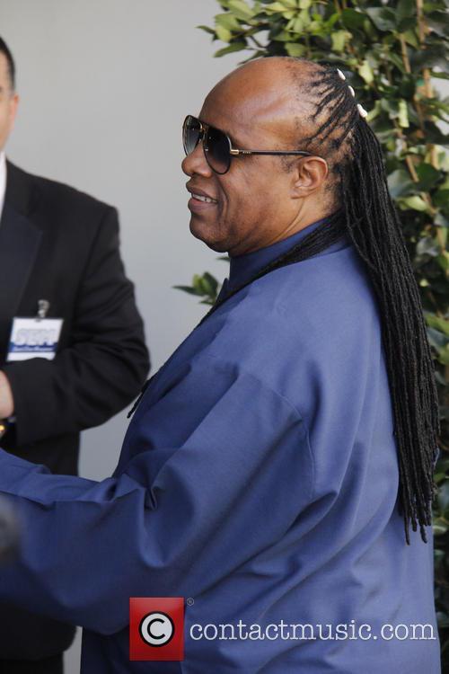 Stevie Wonder, Hollywood Blvd Walk of Fame