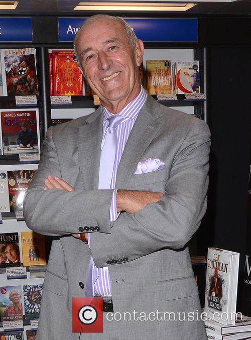 Len Goodman 10