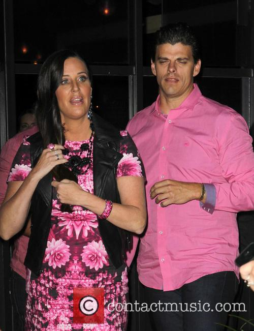 Patti Stanger and David Krause 7