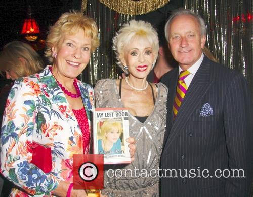 Christine Hamilton, Sally Farmiloe-neville and Neil Hamilton 4