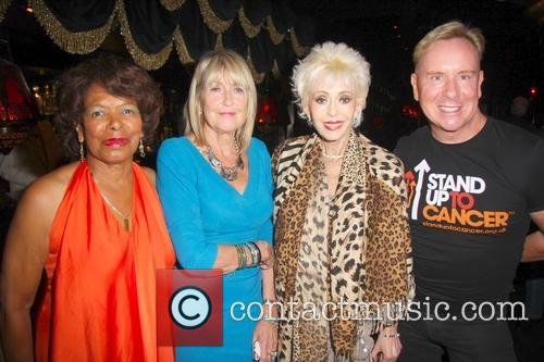 Sally Farmiloe, Joan Hooley, Carol Biss and Steven Smith 10