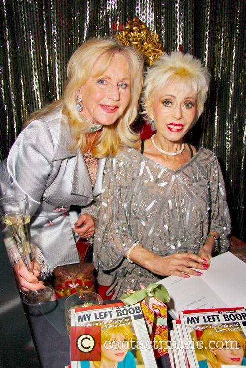 Sally Farmiloe and Liz Brewer 8