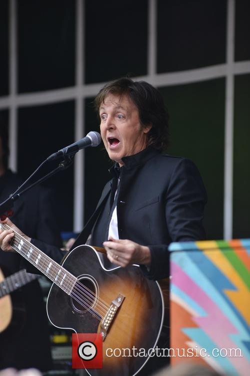 Paul McCartney 34