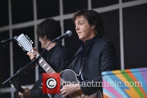 Paul McCartney 40