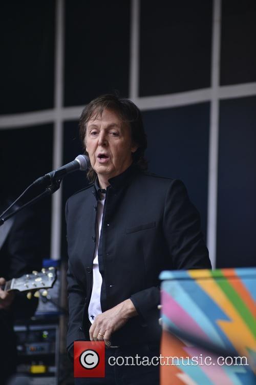 Paul McCartney 45