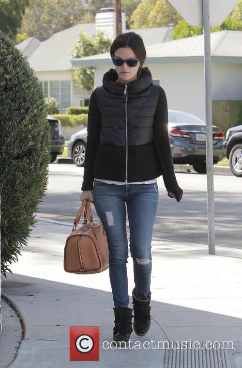 Rachel Bilson Out Shopping