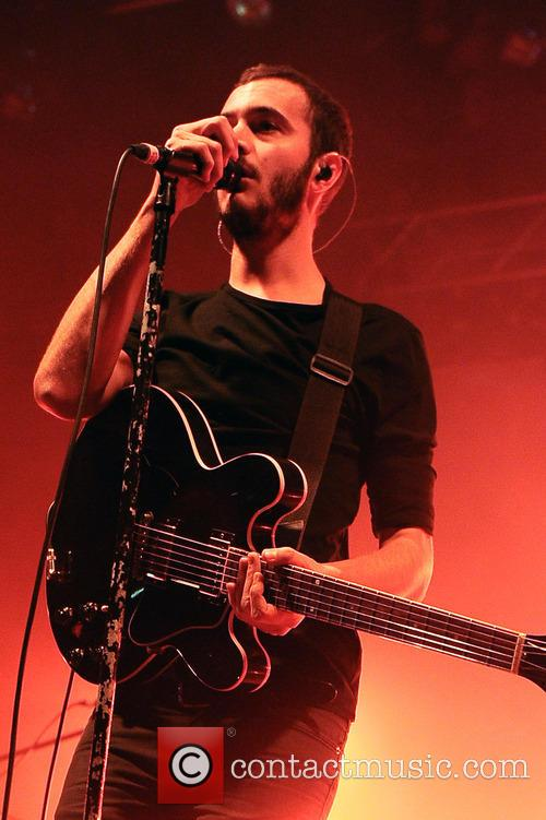 The Editors live in Milan