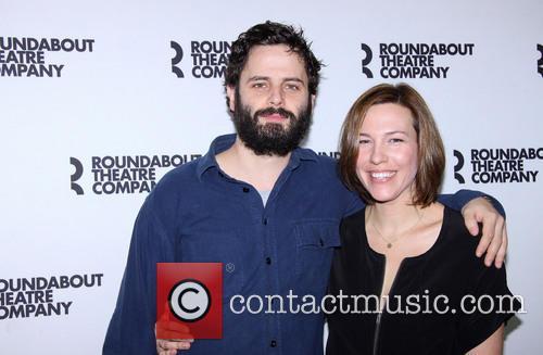 Luke Kirby and Rebecca Henderson 4