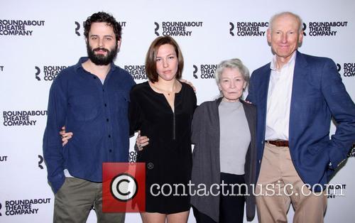 Luke Kirby, Rebecca Henderson, Phyllis Somerville and James Rebhorn 2