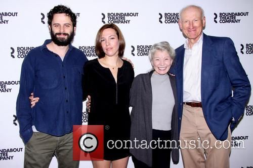 Luke Kirby, Rebecca Henderson, Phyllis Somerville and James Rebhorn 1