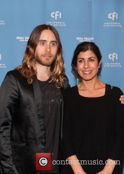 Jared Leto and Jackie Broad 10