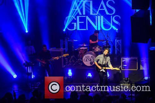 Keith Jeffery and Atlas Genius 6