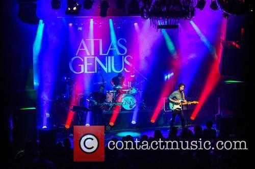 Keith Jeffery and Atlas Genius 1