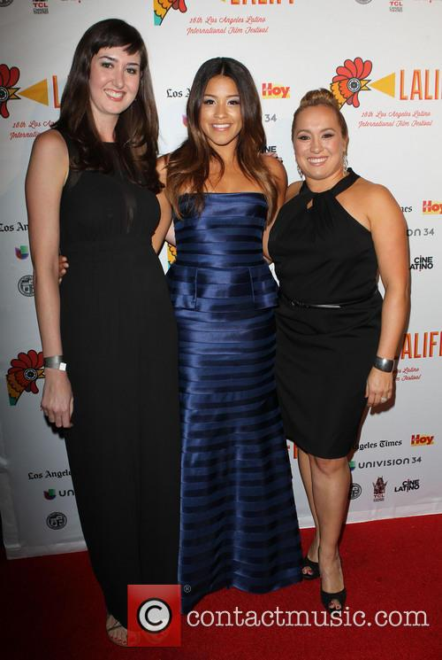 Gomez, Courtney Andrialis and Gina Rodriguez 2