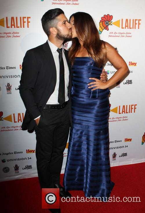 Walter Perez and Gina Rodriguez 8