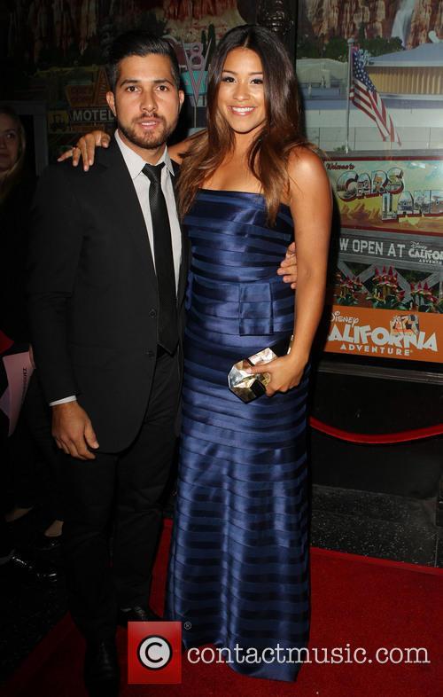 Walter Perez and Gina Rodriguez 7