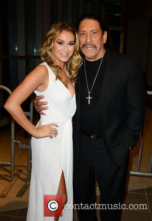 Alexa Vega and Danny Trejo 1
