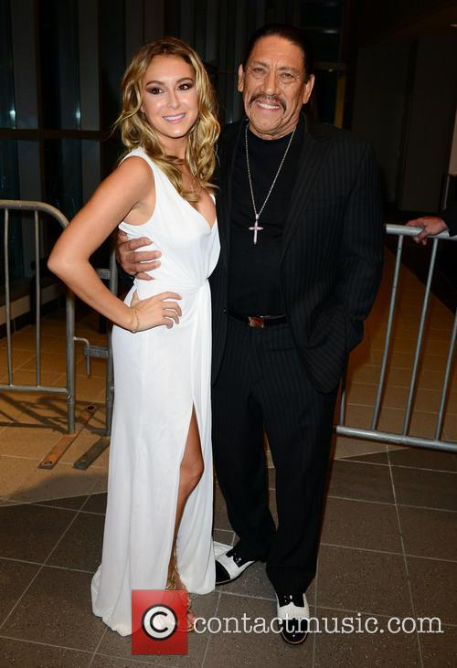 Alexa Vega and Danny Trejo 5