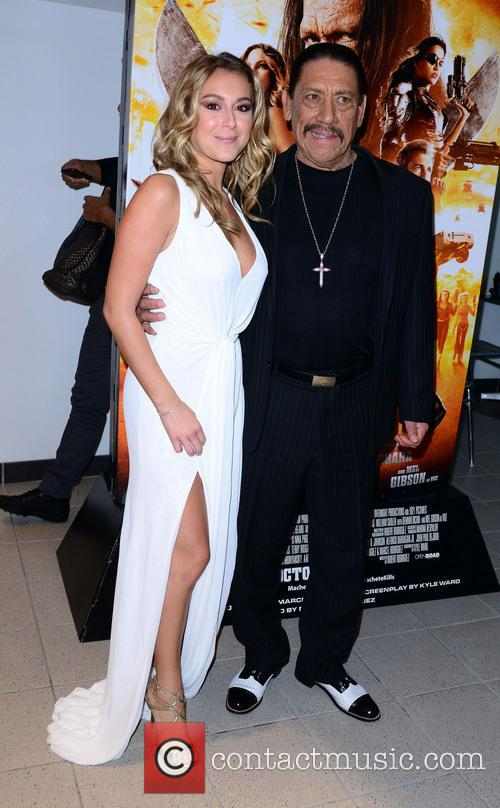 Alexa Vega and Danny Trejo 6