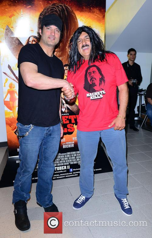 Robert Rodriguez and Fernando Fiore 3