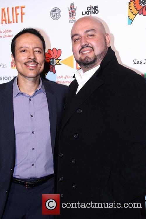 Yancey Arias and Kico Velarde 1