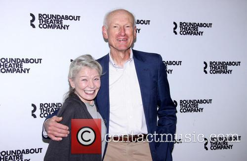 Phyllis Somerville and James Rebhorn 1