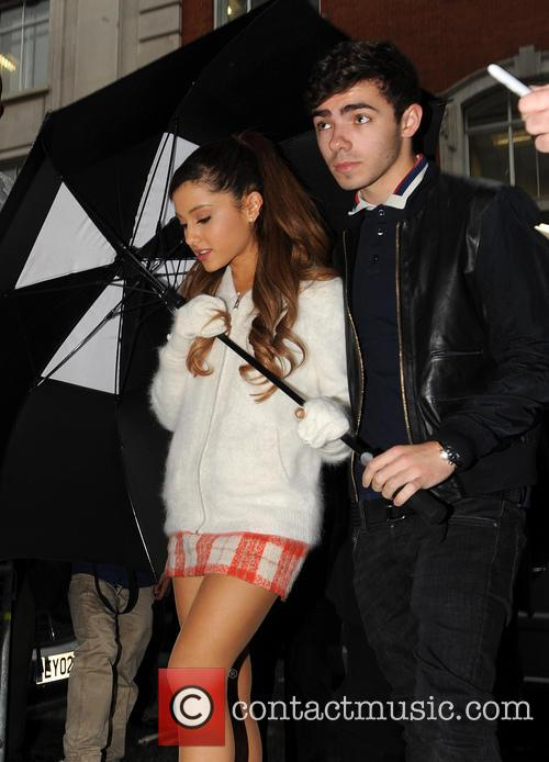 Ariana Grande and Nathan Sykes 5