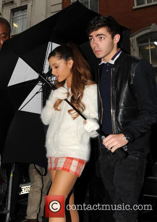 Ariana Grande and Nathan Sykes 6