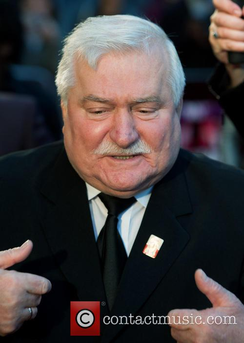 Hope and Lech Walesa 1