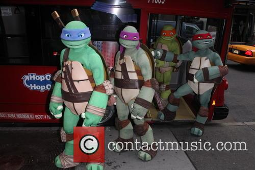 Leonardo, Donatello, Michelangelo and Raphael 2