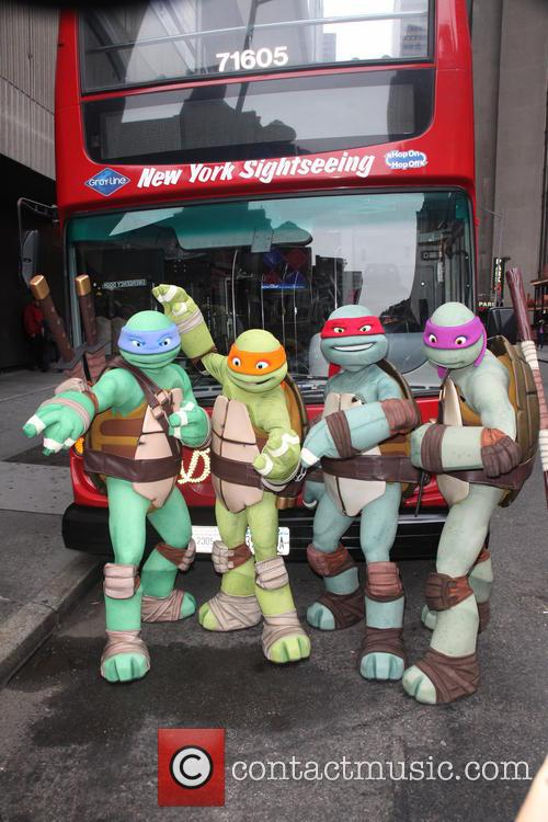 Leonardo, Michelangelo, Raphael and Donatello 3