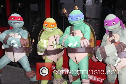 Raphael, Michelangelo, Donatello and Leonardo 2