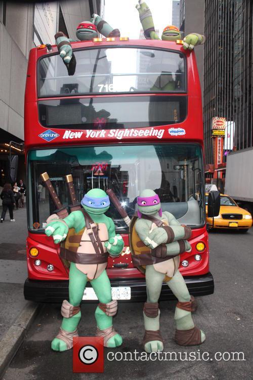 Raphael, Michelangelo, Donatello and Leonardo 3
