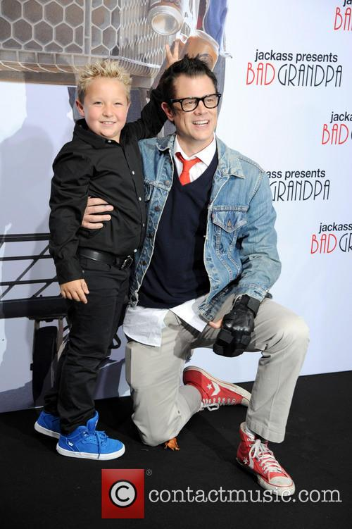Jackson Nicoll and Johnny Knoxville 4