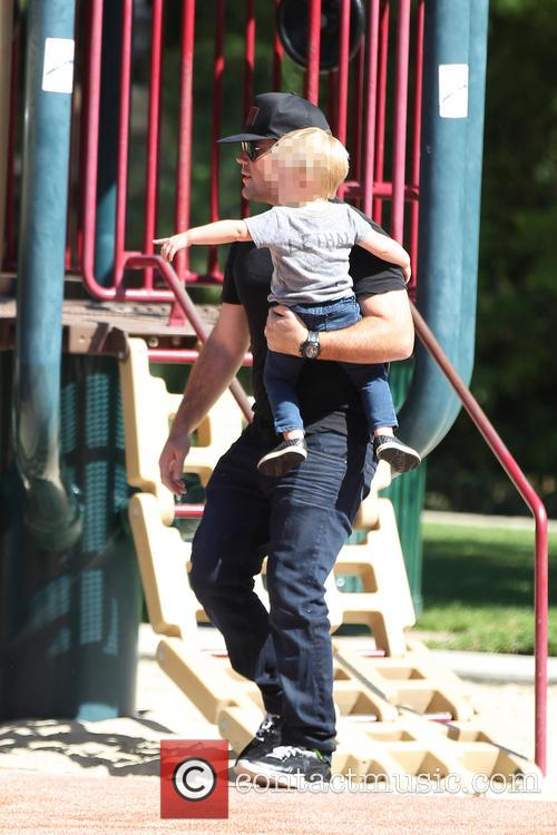 Mike Comrie and Luca Comrie 4