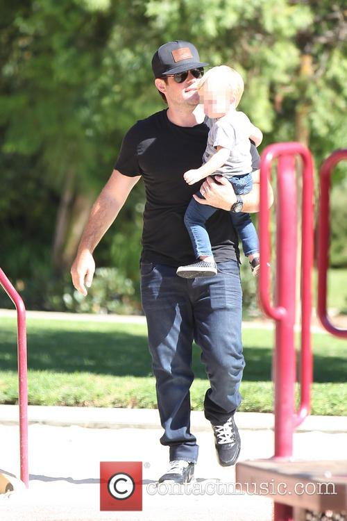 Mike Comrie and Luca Comrie 5