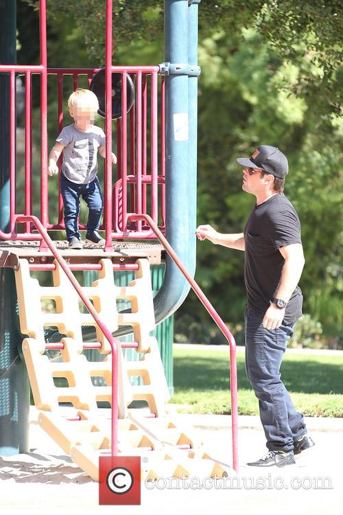 Mike Comrie and Luca Comrie 7