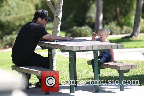 Mike Comrie and Luca Comrie 8