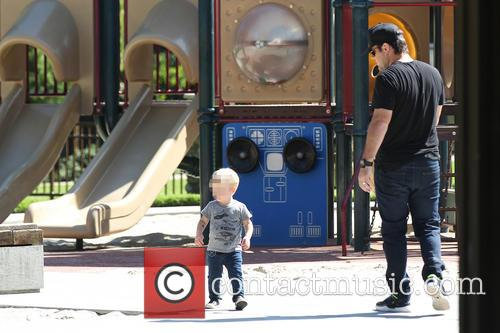 Mike Comrie and Luca Comrie 9