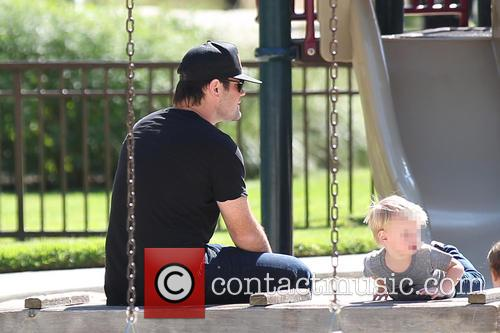 Mike Comrie and Luca Comrie 11