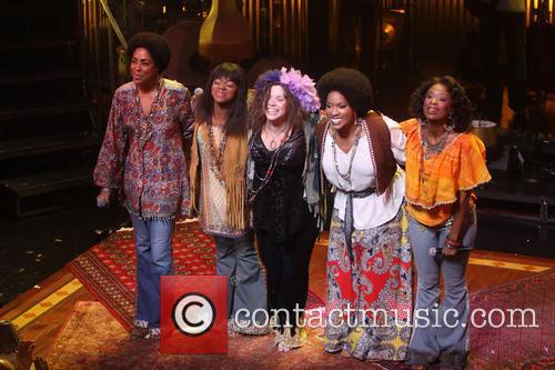 Allison Blackwell, Taprena Michelle Augustine, Mary Bridget Davies and Nikki Kimbrough 6