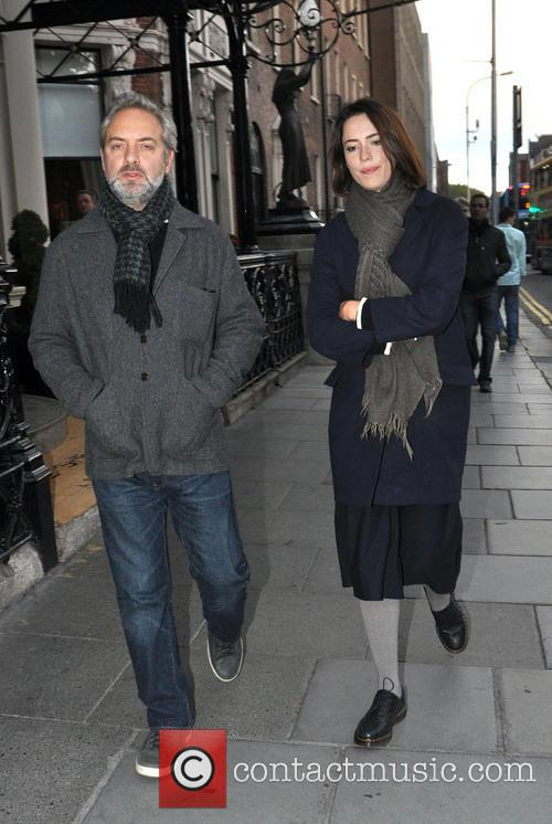 Sam Mendes and Rebecca Hall 2