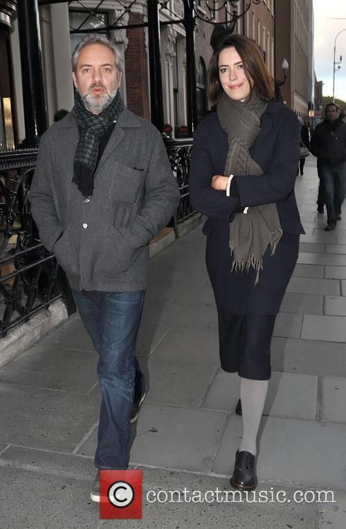 Sam Mendes and Rebecca Hall 1