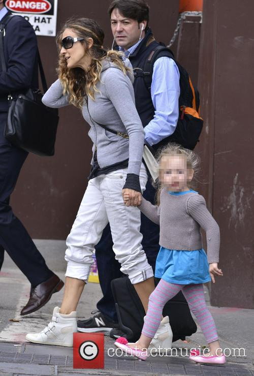 Sarah Jessica Parker and Tabitha Broderick 2