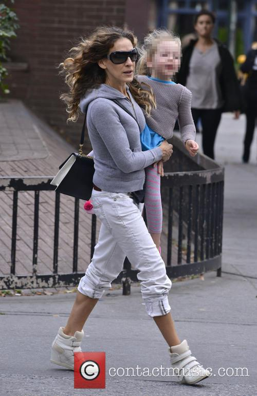 Sarah Jessica Parker and Tabitha Broderick 4