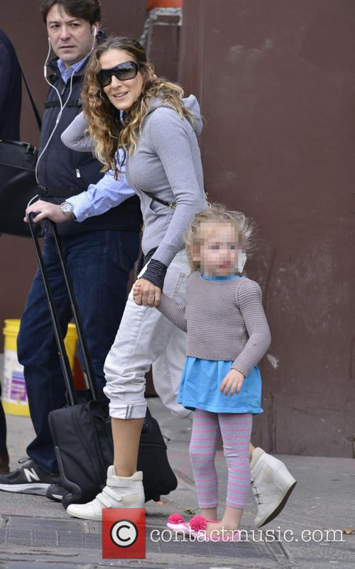 Sarah Jessica Parker and Tabitha Broderick 9