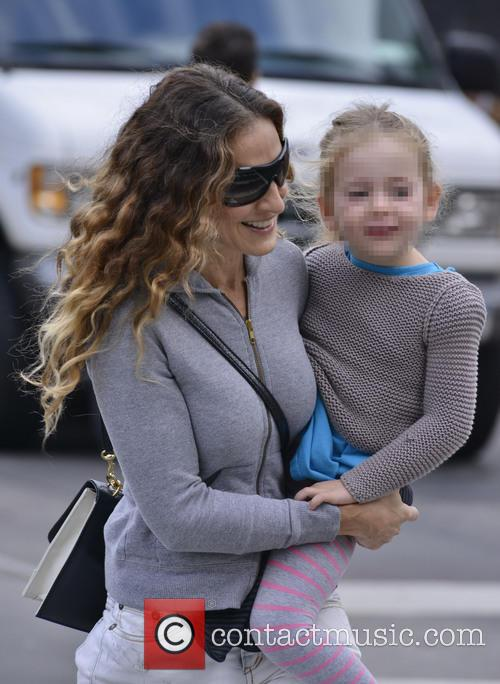 Sarah Jessica Parker and Tabitha Broderick 1