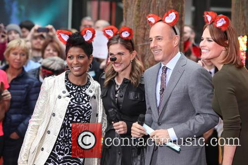 Tamron Hall, Natalie Morales, Matt Lauer and Savannah Guthrie 1