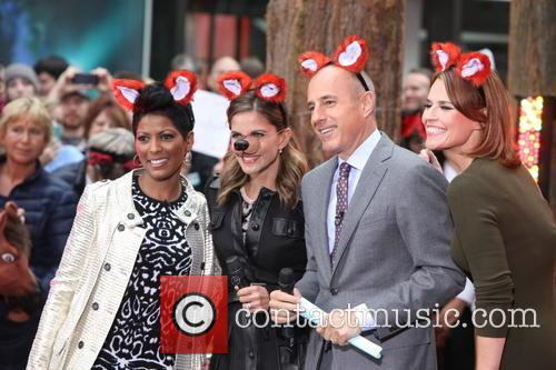Tamron Hall, Natalie Morales, Matt Lauer and Savannah Guthrie 2
