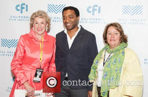Jennifer Maccready, Chiwetel Ejiofor and Linda Gruber 3